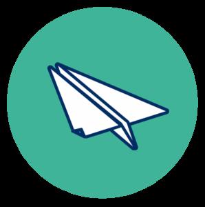 VentureDetect_Icons_Papierflieger